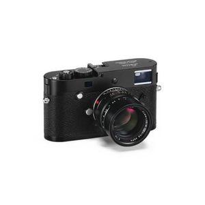 APPAREIL PHOTO RÉFLEX Leica M-P (typ 240) chromé noir finish ref : 10773