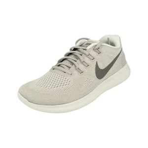 quite nice 437e4 79bc3 CHAUSSURES DE RUNNING Nike Free RN 2017 Hommes Running Trainers 880839 S