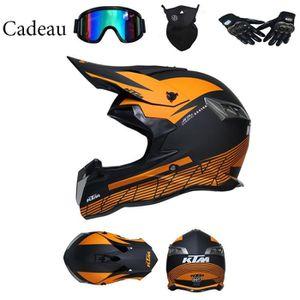 CASQUE MOTO SCOOTER Casque Moto Cross Adult Casque Casque Couverture p