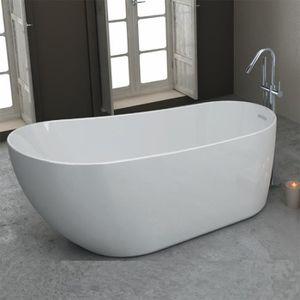 baignoire ovale achat vente baignoire ovale pas cher. Black Bedroom Furniture Sets. Home Design Ideas