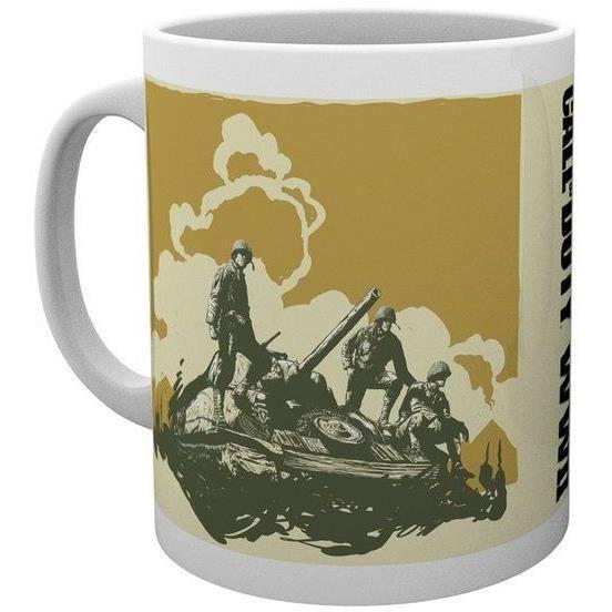 Mug Call of Duty Gomic