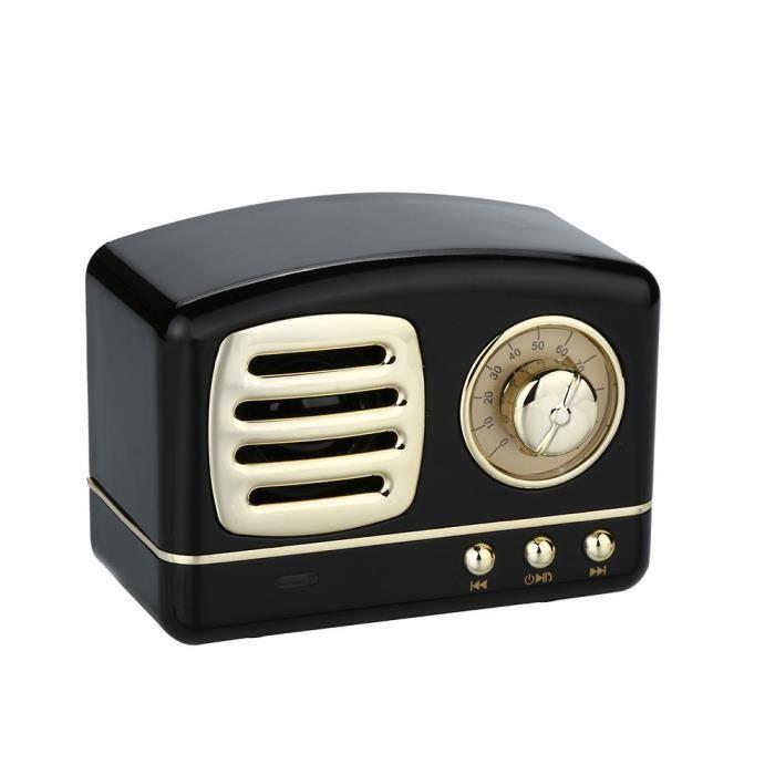 Haut-parleur Portable Bluetooth Sans Fil Audio Stéréo Subwoofer Support De Carte Tf @exq644