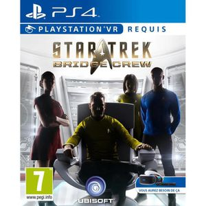 JEU PS VR Star Trek : Bridge Crew VR