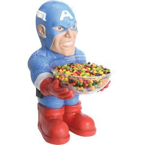 AVENGERS Pot ? Bonbons 50 cms Captain América