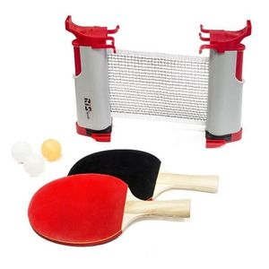 OCIOTRENDS Set Ping Pong Pliable