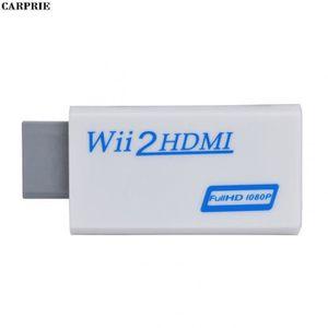 CÂBLE TV - VIDÉO - SON Pour Wii À Hdmi Adaptateur Convertisseur Soutien F
