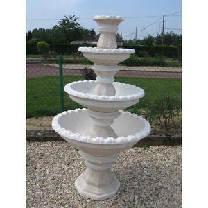 Vasque pour fontaine - Achat / Vente pas cher