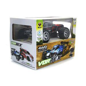 VOITURE - CAMION 4x4 RC Vortex A979 1/18 RTR 4WD 2.4G 50km/h (noir-