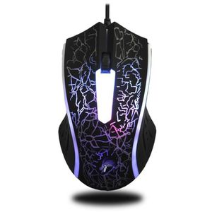 SOURIS X7 Filaire USB Gaming Mouse 3 Boutons 4000 dpi LED