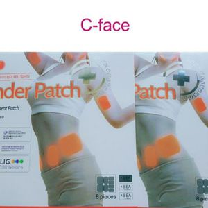 MINCEUR - CELLULITE Version C-face - 30 Jours Rapide Minceur Patch Ven