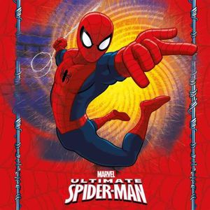 COUSSIN Coussin Spiderman 40x40