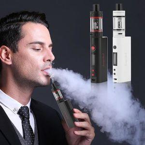 CIGARETTE ÉLECTRONIQUE TOPBOX Cigarette électronique 75W Kit 4ml (Noir) 1