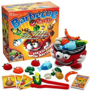 JEU SOCIÉTÉ - PLATEAU Barbecue Party Game