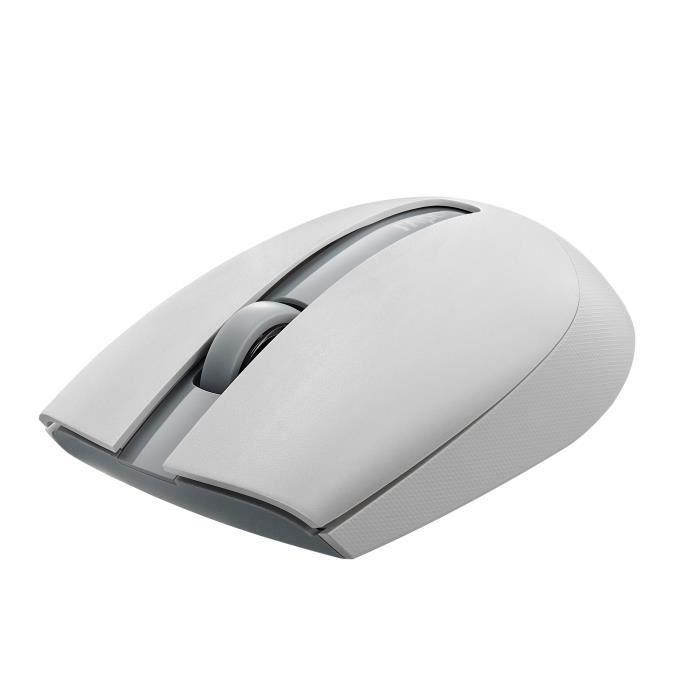 RAPOO Souris M17 Silent - Sans fil - Optique - Clic silencieux - Blanc