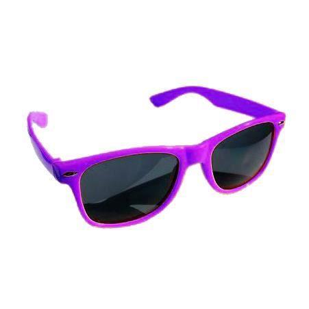 f91f276905fa1 Lunette Style Wayfarer Violette Violet - Achat / Vente lunettes de ...
