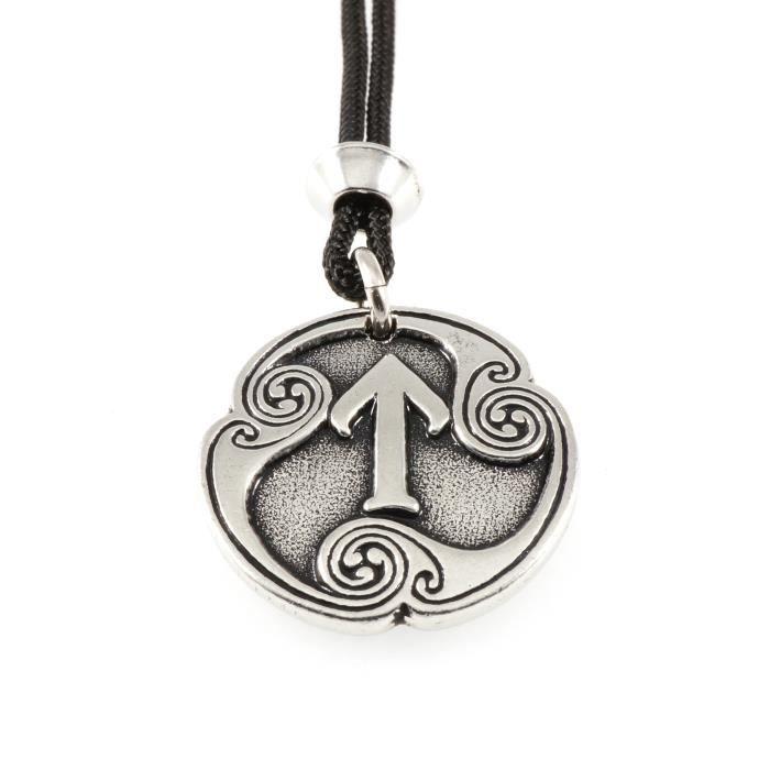 Viking nordique Tir Rune de Victoire 17ème runi…