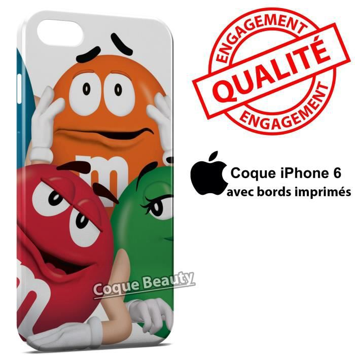 coque mms iphone 7