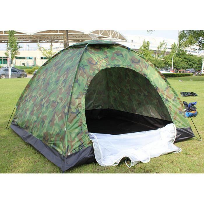 tente de camping 1 ou 2 places achat vente pas cher. Black Bedroom Furniture Sets. Home Design Ideas