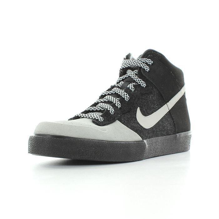 Basket Nike Air Jordan 4 Retro TD Bébé Noir Noir  gris et beige