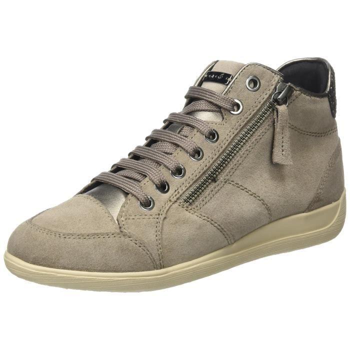C D Myria Women's 1 2 Geox Taille Sneakers top 35 3avmn9 Hi vN0nmwO8
