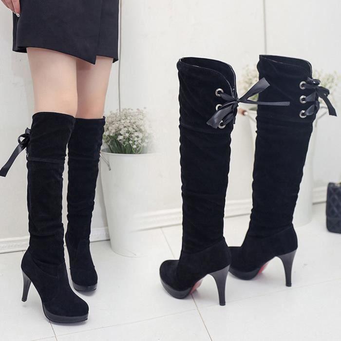 Botte femme Vente de bottes et cuissardes pour femme