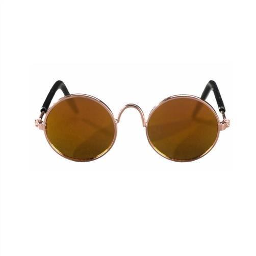 214a50a5ec0b3f Petacc Lunette de Soleil pour Chat  Petit Chien Lunettes de Protection UV pour  chat