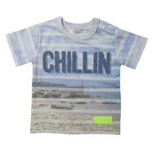 1b372102323e1 T-SHIRT DIRKJE T-shirt Photoprint Chillin Bébé Garçon ...