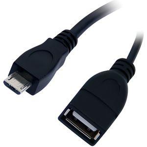 CÂBLE INFORMATIQUE APM ADAPTATEUR MICRO USB OTG POUR TABLETTES ET SMA
