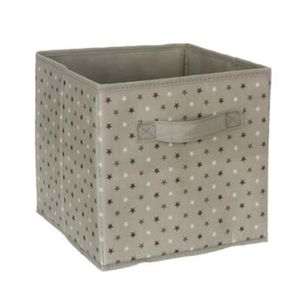 panier de rangement etoile achat vente pas cher. Black Bedroom Furniture Sets. Home Design Ideas
