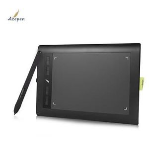 TABLETTE GRAPHIQUE Acepen AP1060 Tablette de dessin graphique 10 x 6