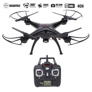 DRONE SYMA X5SC RC Drone 2.4G 4CH 6-Axes Gyro Quadcopter