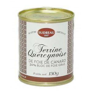 FOIE GRAS LA QUERCYNOISE Bloc de foie gras de canard - 200 g