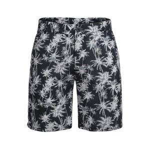 SHORT Hommes shorts hawaïens occasionnels impression c28ceab8dd4