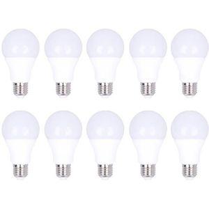 AMPOULE - LED Lot de 10 Ampoules E27 7W A50 équivalent 50W (Blan