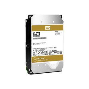 DISQUE DUR INTERNE Western Digital HDD Gold WD101KRYZ - 10To - 256Mo