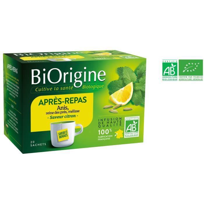 Infusion après-repas bio - 61 g