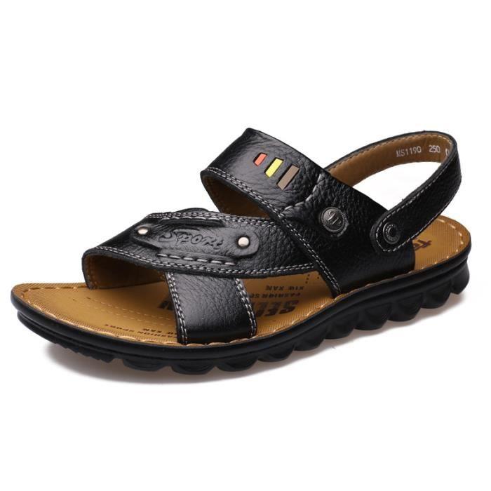 Sandales occasionnels sandales d'été hommes du nouveau