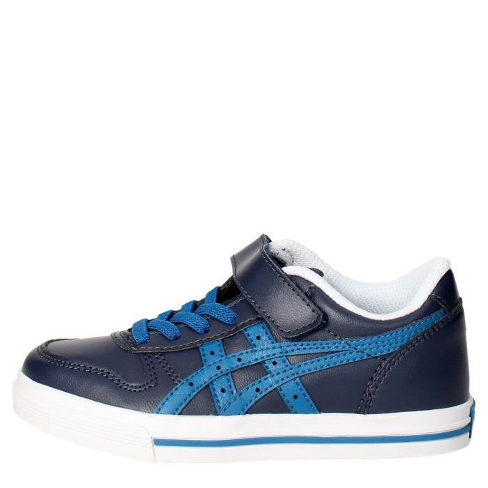 Asics Sneakers Garçon Bleu, 33½