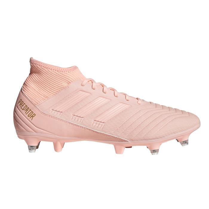 Cher Pas Adidas Rose Sg 18 3 Chaussures Prix Predator Football f7ybg6