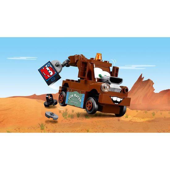 3 De La 10733 Casse Juniors Cars Lego® Martin UVMpSz