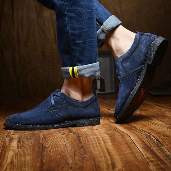 Hommes xz4006 Chaussures Homme Mocassin Smg 1AqHzdx