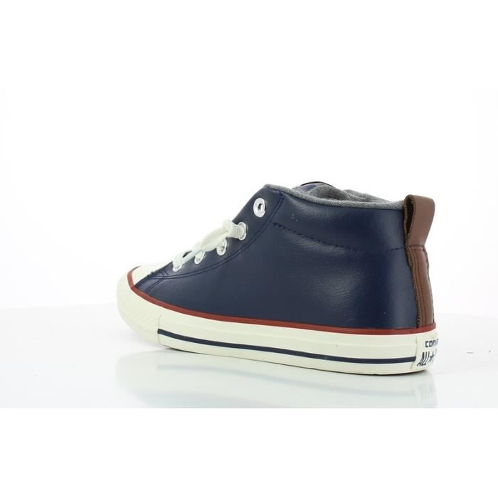 CHUCK TAYLOR MID LEAT