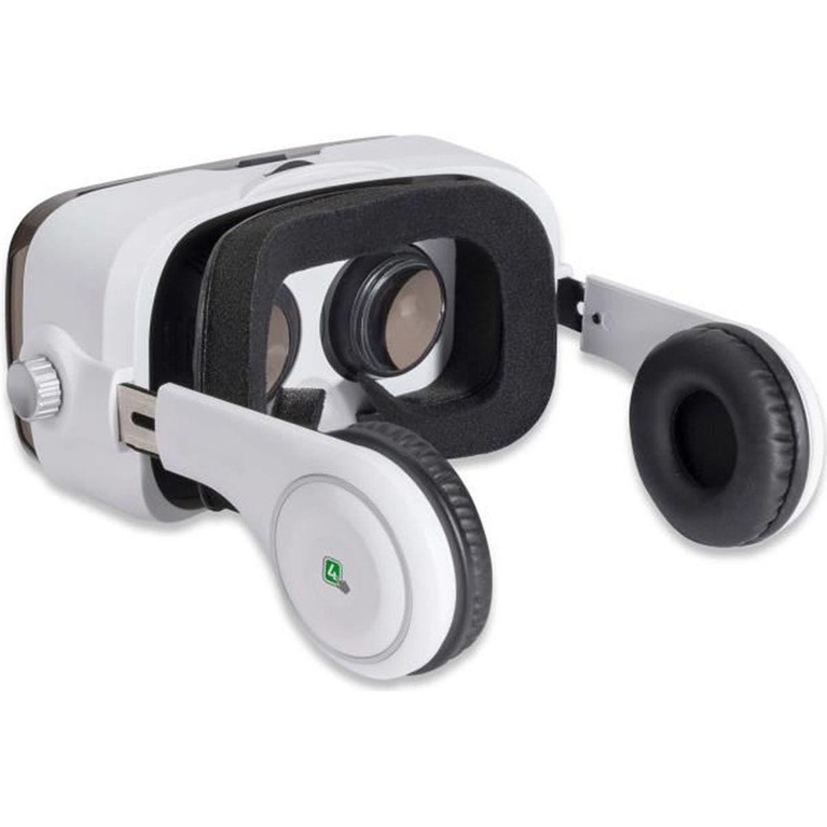casque r alit virtuelle 3d spectator sound 4smarts achat vente casque r alit virtuelle. Black Bedroom Furniture Sets. Home Design Ideas