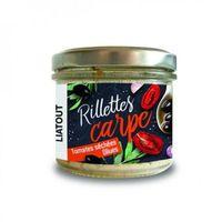 PATE - RILLETTE  Rillettes  Carpe Tomates Séchées Olives  Maison Li