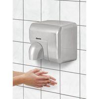 SÈCHE-MAINS ÉLECTRIQUE Sèche-mains mural 2.3 kw en acier inoxydable