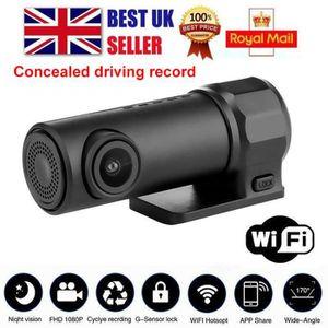 LECTEUR HD DVD Dashcam WiFi 1080P Caméra Embarquée / Enregistreur