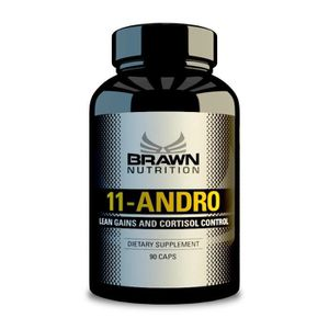 STIMULANT HORMONAUX  BRAWN 11-ANDRO LEAN GAINS AND CORTISOL CONTROL --