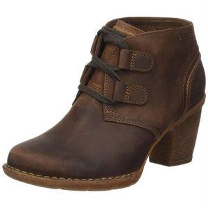 e6fb4fdbce1b23 Bottines / low boots carleta lyon femme clarks carleta lyon 41 ...
