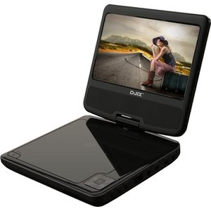 LECTEUR DVD PORTABLE D-JIX_PVS705-73HN Lecteur DVD portable 7