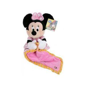 PELUCHE Disney - 5879174B - Peluche Minnie Mouse et son do